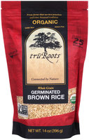 TruRoots® Organic Germinated Brown Rice 14 oz. Stand-Up Bag