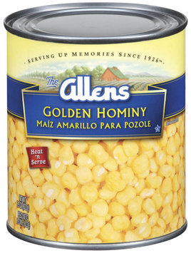 The Allens Golden Hominy 29 Oz Can