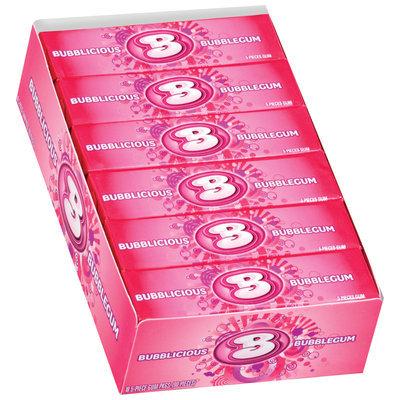 Bubblicious Bubblegum Bubble Gum