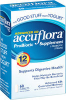 Accuflora™ Advanced CD Probiotic Supplement Caplets 60 ct. Box