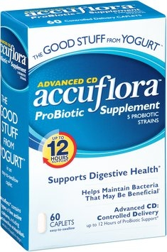 Accuflora™ Advanced CD Probiotic Supplement Caplets 60 ct. Box