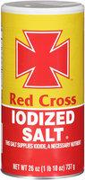 Red Cross™ Iodized Salt 26 oz. Shaker