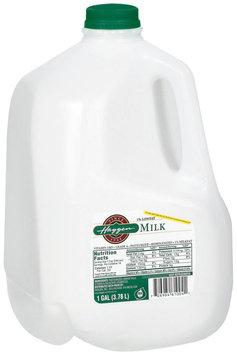 Haggen 1% Low Fat Vitamin A & D Milk 1 Gal Jug
