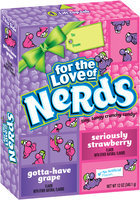 Giant NERDS Holiday Box 12 oz