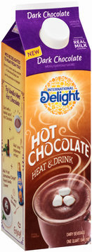International Delight Dark Chocolate Hot Chocolate