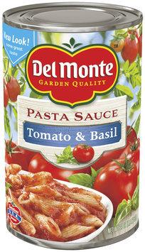 Del Monte® Tomato & Basil Pasta Sauce 24 oz. Can