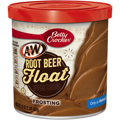 Betty Crocker™ A&W™ Root Beer Float Frosting