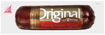 Old Wisconsin® Original Premium Summer Sausage 8 oz. Package
