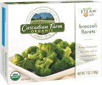 Cascadian Farm® Organic Broccoli Florets 7 oz. Box