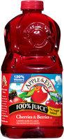 Apple & Eve® Cherries & Berries 100% Juice 64 fl. oz. Bottle
