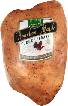 Jennie-O Turkey Store® Premium Seasoned Bourbon Maple Turkey Breast 1 ct Package