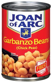 Joan of Arc Chick Peas Garbanzo Beans