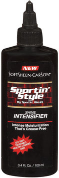 Sportin' Style Intense Moisturization Shine Intensifier 3.4 Fl Oz Squeeze Bottle