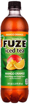 FUZE® Mango Orange Iced Tea 20 fl. oz. Plastic Bottle