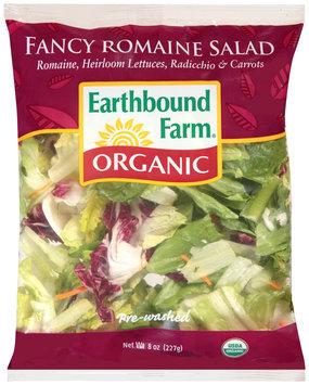 Earthbound Farm® Organic Fancy Romaine Salad 8 oz. Bag
