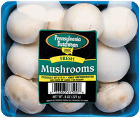 Giorgio/Pennsylvania Dutchman Fresh Mushrooms 8 Oz Tray