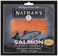Nathan's Nova Classic Smoked Salmon