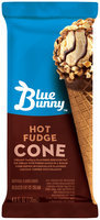 Blue Bunny™ Hot Fudge Ice Cream Cone 4.6 fl. oz. Cone