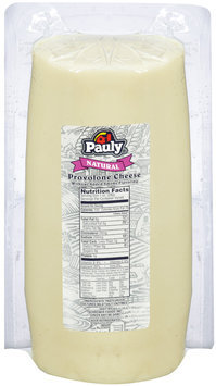 Pauly® Natural Provolone Cheese