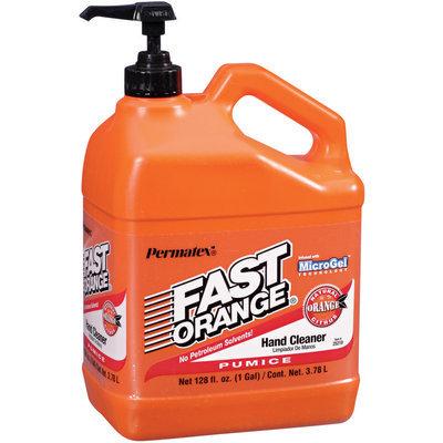 Permatex® Fast Orange® Pumice Lotion Hand Cleaner 1 Gal Pump
