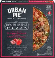 Urban Pie™ Pizza Co. Mission District Pizza Thin Crust Craft Pizza 20.45 oz. Box
