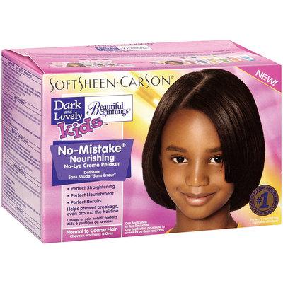 Dark and Lovely No-Mistake Nourishing No-Lye Cream Relaxer 1 Ct