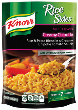 Knorr® Rice Sides™ Creamy Chipotle Rice & Pasta Sauce