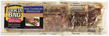 PrairieFresh Prime® Cook-in-Bag® Peppercorn Garlic Pork Tenderloin