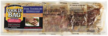 PrairieFresh Prime® Cook-in-Bag® Peppercorn Garlic Pork Tenderloin