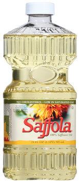 Saffola 100% Safflower Oil 24 Fl Oz Plastic Bottle