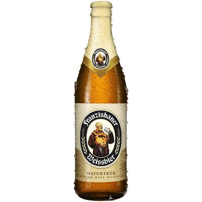 Franziskaner Naturtrub Beer