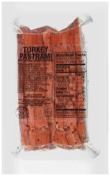 Sliced Turkey Pastrami