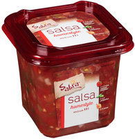 Sabra® Medium Homestyle Salsa 24 oz. Tub