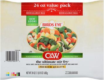 Birds Eye® C&W® The Ultimate Stir Fry® 24 oz. Bag