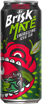 Brisk Mate Energizing Cherry Iced Tea