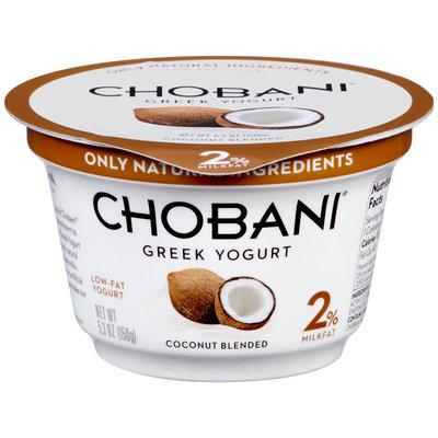 Chobani® Coconut Blended Low-Fat Greek Yogurt