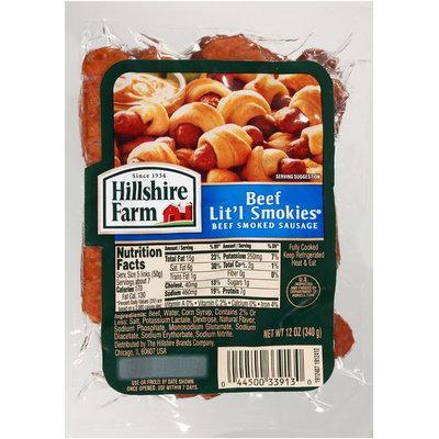 Hillshire Farm® Beef Lit'l Smokies® Beef Smoked Sausage