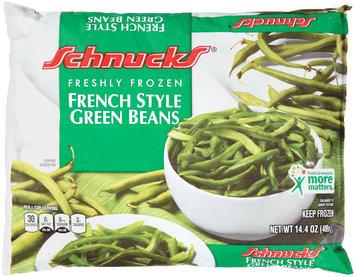 Schnucks® French Style Green Beans 14.4 oz. Bag