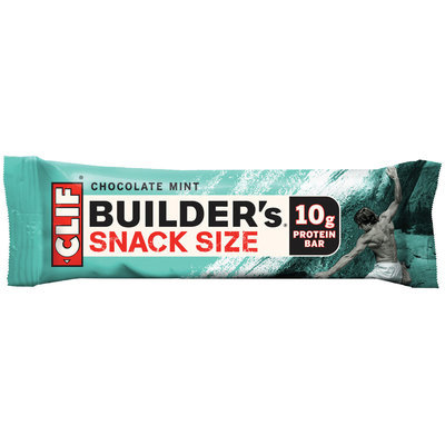 CLIF Builder's® Chocolate Mint Snack Size Protein Bar 1.2 oz. Wrapper