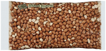 Harvest Reserve Jumbo Raw Spanish Peanuts   Bag