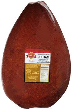Gusto Boneless Hickory Smoked Pit Ham