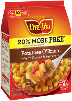 Ore-Ida® Potatoes O'Brien with Onions & Peppers 33.6 oz. Bag