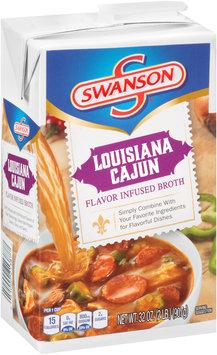 Swanson® Louisiana Cajun Broth 32 oz. Aseptic Pack