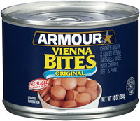 Armour® Original Vienna Bites 10 oz. Can