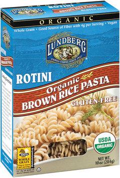 Lundberg Family Farms Rotini Brown Rice Pasta 10 Oz Box
