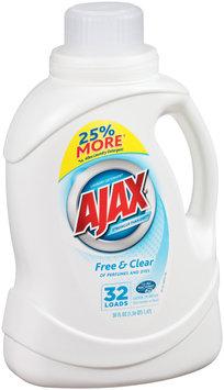 Ajax® 32 Loads Free & Clear Laundry Detergent 50 fl. oz. Jug