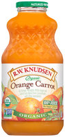 R.W. Knudsen® Organic 100% Carrot Juice 32 fl. oz. Bottle
