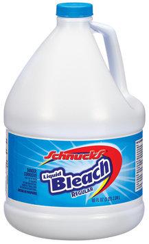 Schnucks Regular Liquid Bleach 96 Oz Jug