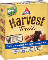 Atkins® Harvest Trail Dark Chocolate Sea Salt Caramel Bar 9-1.3 oz. Pack