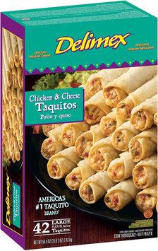 Delimex® Chicken & Cheese Taquitos 18 ct Box